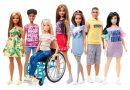 Nova linha da Barbie apresenta diversidade e bonecas com deficiências físicas