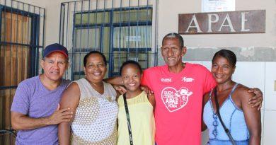 Dia Internacional da Síndrome de Down: Apae quebra preconceito e auxilia famílias em Camaçari há 29 anos
