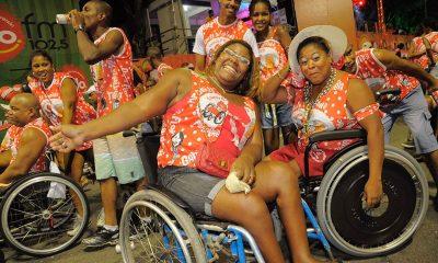 Superintendência dos Direitos da Pessoa com Deficiência realiza ações de fiscalização no Carnaval
