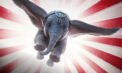 """Live action de """"Dumbo"""" estreia hoje no Cinemark Camaçari"""