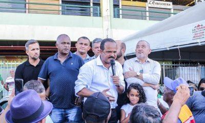 Elinaldo discorda de fechar boxes de feirantes inadimplentes