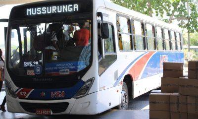 Tarifa de ônibus Camaçari x Salvador ficará mais cara a partir desta quinta-feira