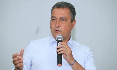 Rui Costa participa do velório do neto de Lula em São Bernardo do Campo