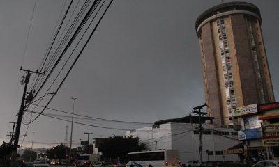 Chuva permanece durante toda a semana em Camaçari; confira previsão