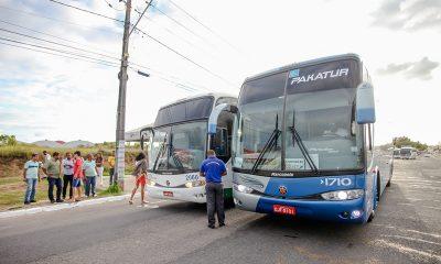 Transporte universitário: cadastramento para novos alunos tem início na próxima segunda