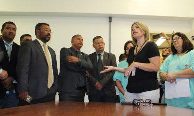 Sesab faz contrato emergencial para suprir falta de profissionais no HGC, revela Maria Del Carmem