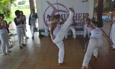 Cidade do Saber abre matrículas para aulas de capoeira