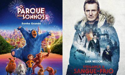 """Cinema: """"O Parque dos Sonhos"""" e """"Vingança a sangue frio"""" são as novidades da semana"""