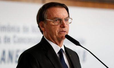 Bolsonaro afirma que não existe constrangimento em visitar a Bahia nesta terça