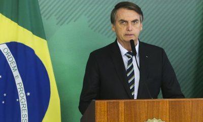 Bolsonaro preside hoje reunião de ministros no Palácio da Alvorada