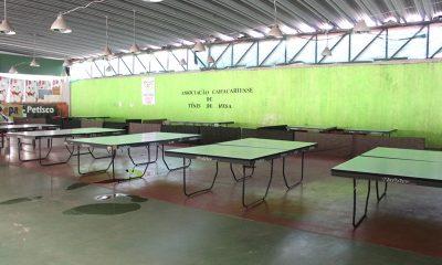 Campeonato de tênis de mesa deve reunir 50 atletas neste fim de semana em Camaçari