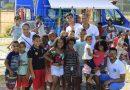 Camaçari: Projeto Somar entrega 700 chocolates a crianças carentes na Páscoa