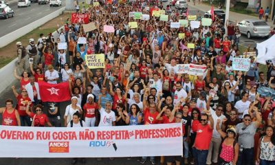 Professores da Uneb contestam anúncio do governo sobre promoção de 398 docentes e analisarão a greve