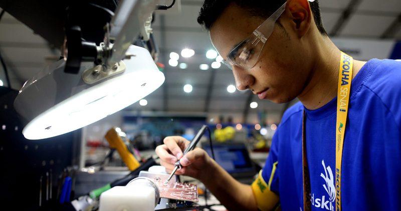 b53c030786fb Senai Camaçari: inscrições para cursos técnicos na área industrial ficam  abertas até julho
