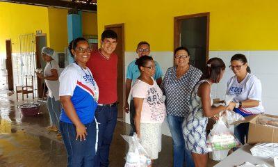 Dias d'Ávila: entrega de kits da Semana Santa começa na próxima semana