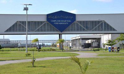 Ford anuncia programa de demissão voluntária na fábrica de Camaçari