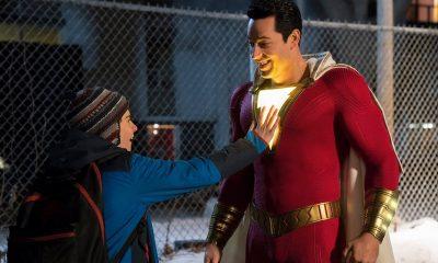 """Mistura de humor e ação, novo herói da DC, """"Shazam!"""" chega aos cinemas"""