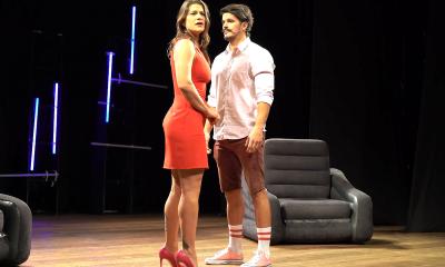 Espetáculo de comédia romântica será encenado amanhã na Cidade do Saber