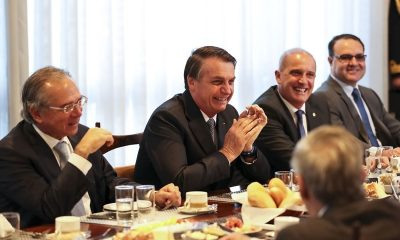 Paulo Guedes se diz confiante na aprovação da reforma da Previdência