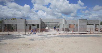 Obras da creche do Jardim Limoeiro devem ser concluídas em setembro