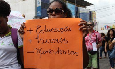 'Tsunami da Educação', protestos em Camaçari ocorrerão na Praça Montenegro
