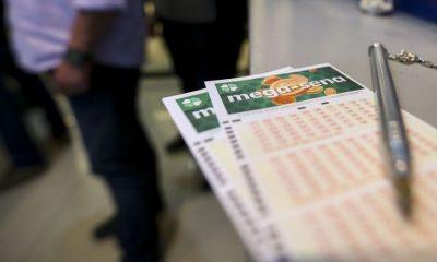 Mega-Sena sorteia nesta quarta-feira prêmio estimado em R$ 2 milhões