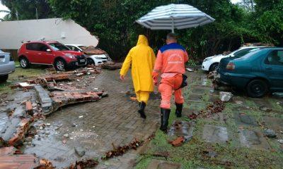 Chuvas: em 24 horas Defesa Civil registra mais de 30 chamados em Camaçari