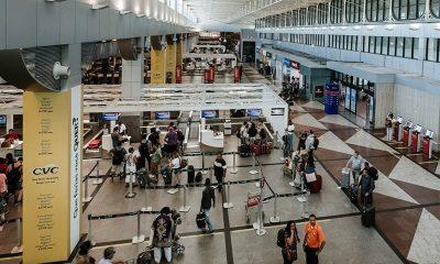 Aeroporto de Salvador recebeu 209.940 passageiros internacionais em 2019
