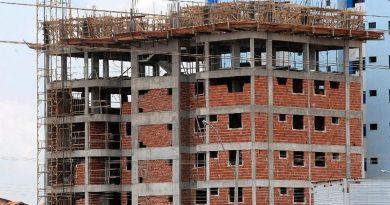 Inflação da construção cai para 0,09% em maio