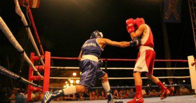 Boxe terá destaque neste fim de semana em Camaçari