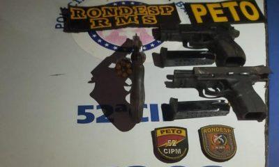 Suspeitos de cometer chacina em Portão morrem em confronto com a polícia