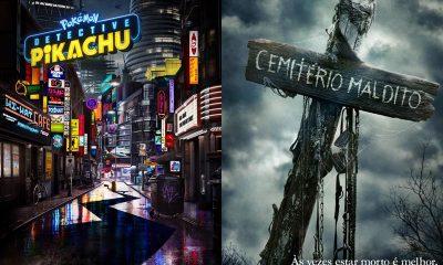 Cinema: 'Detetive Pikachu' e 'Cemitério Maldito' são as estreias da semana