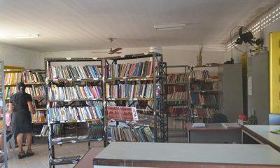 Biblioteca Municipal de Barra do Pojuca pode ser reformada