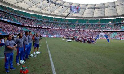 Antes da parada para a Copa América, Bahia disputará três jogos em casa pelo Brasileirão e Copa do Brasil