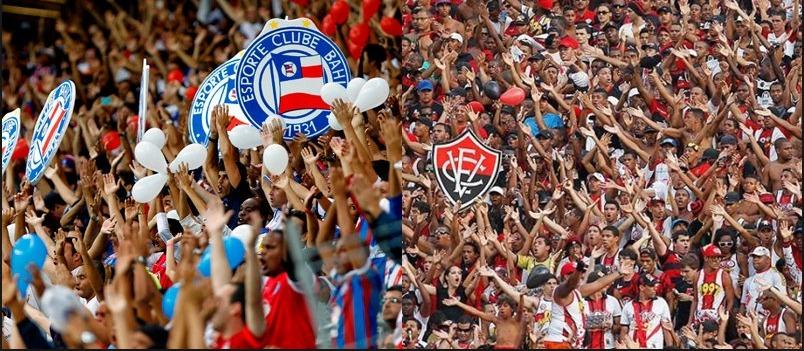 Dupla BaxVi em situações opostas no Campeonato Brasileiro