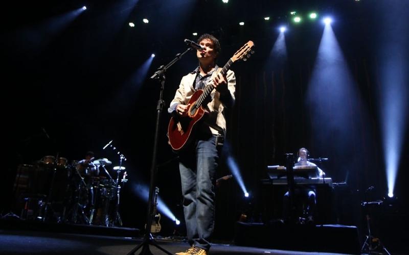 """Jorge Vercíllo se apresenta em Camaçari com o show """"Nas minhas Mãos"""""""