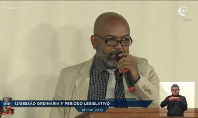 Vereador Niltinho reivindica a reinstalação do CRAS em Arembepe