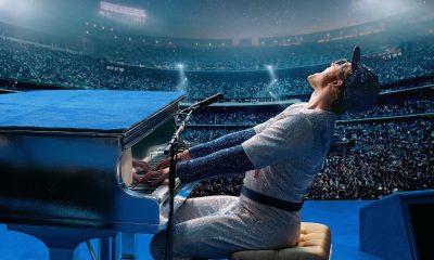 Cinebiografia de Elton John estreia hoje em Camaçari