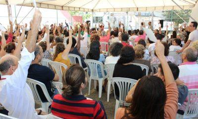 Uneb encerra greve, mas docentes continuam negociando em mesa permanente com Governo do Estado