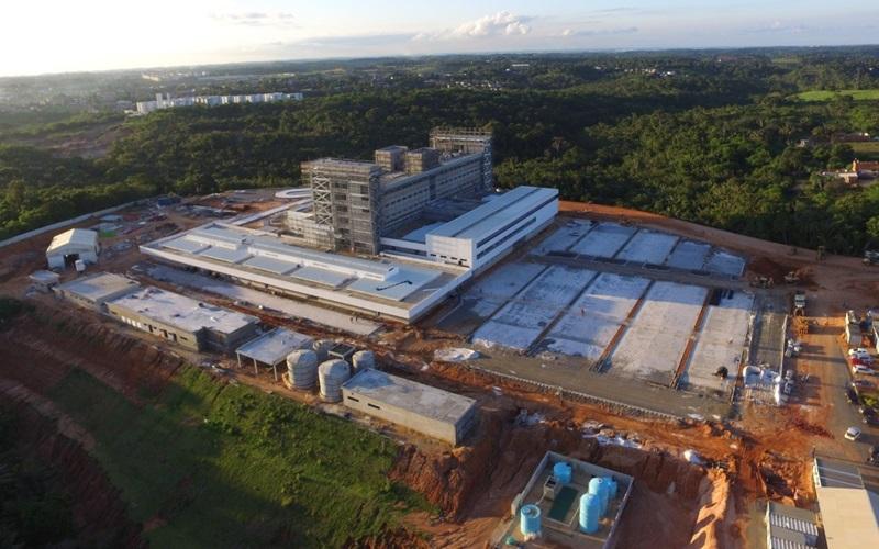 Hospital Metropolitano deve ser inaugurado até dezembro, garante Rui Costa