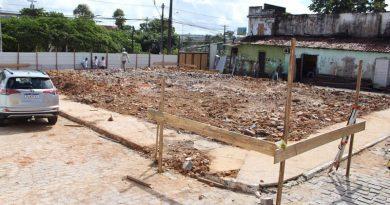 Em carta de repúdio, Setorial de Cultura do PT classifica demolição de prédio histórico em Camaçari como truculenta