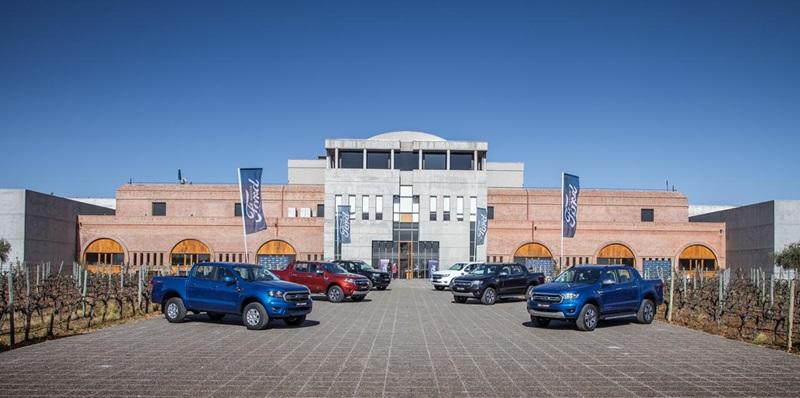 Ford Ranger 2020 chega mais tecnológica, moderna e refinada