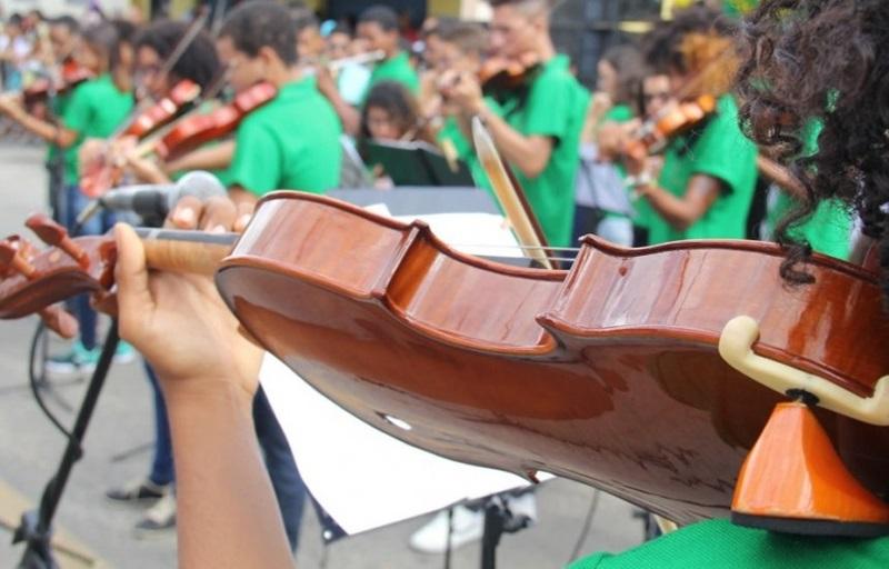 Espetáculo Sinfonia Nordestina é adiado