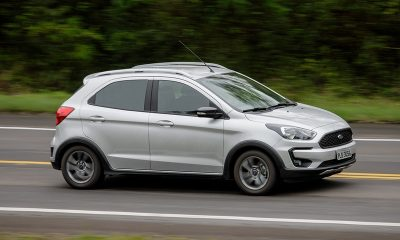 Ford promove feirão nacional com ofertas especiais do Ka, Ecosport e Ranger