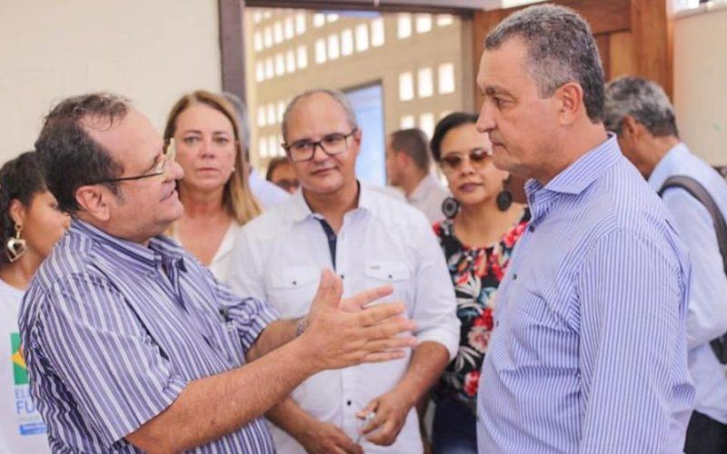 Rui Costa nomeia Maurício Bacelar como novo diretor geral da ADAB