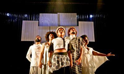 Companhia de Teatro da UFBA apresenta espetáculo Pele Negra, Máscaras Brancas no TCA