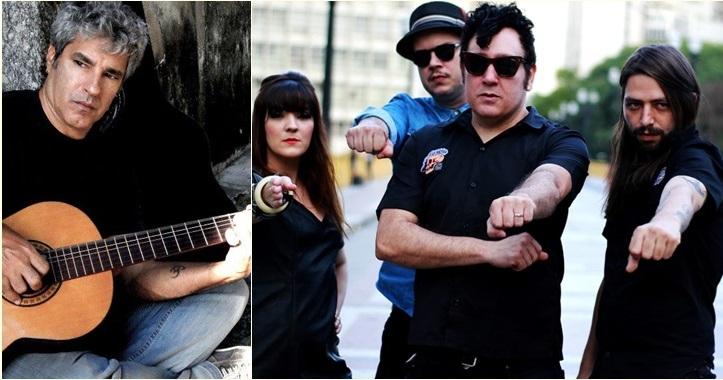 Dia Mundial do Rock em Camaçari terá shows de Fred Nascimento e Autoramas