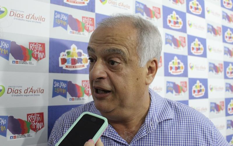 """""""É o melhor São Pedro da Bahia"""", afirma Jussara sobre festejo de Dias d'Ávila"""