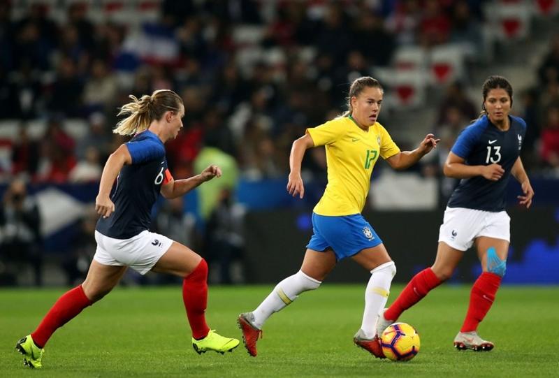 Brasil enfrenta França nas oitavas de final da Copa do Mundo