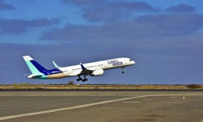 Cabo Verde Airlines amplia oferta de voos de Salvador para Ilha do Sal
